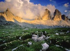 God Creation of the World   And Then God Created the World - stones, mountains, nice, beije ...