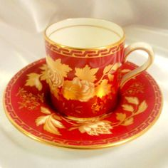 Wedgewood Tonquin ruby