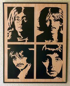 """""""Beatles"""" portrait"""