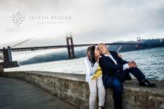 San Francisco Presidio Engagement Session | Jennifer & Ray » San Francisco Wedding Photographer Blog