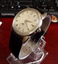 Vintage Bulova Automatic 17 Jewels Men's Watch (1967) #Bulova #Dress