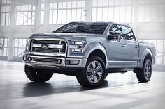 Ford Atlas Pickup Concept   Extrove - Cool Stuff, Gifts and Gadgets for Men