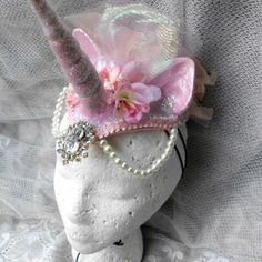 diy unicorn tail - Google Search