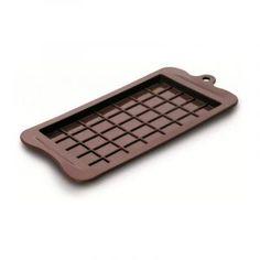 Silikonová forma na čokoládu Ibili - tabulka - 25x12 cm Protein, Griddle Pan, Tray, Decor, Shape, Decoration, Grill Pan, Trays, Decorating