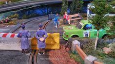 Simca 1000 Rally (Revell) in my Slot Car Track #simca #1000 #rally #oldcar #revell #SlotCarTrack #slot #hobby #scenary #slotcar #alotslot #scalextric #scx #ninco #carrera #slotit #rally #rallycar #racing #race #dreamcar #wrc #gp #gt #f1 #lemans #diorama #scale132 #hobby #modelism #diecast  #miniature