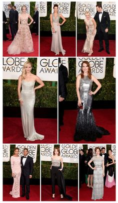 d8a0995f68 All that glittered at the 2015  GoldenGlobes Golden Globes