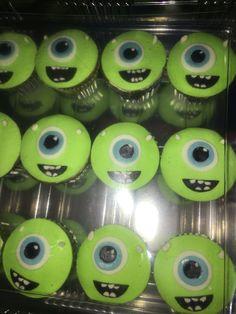 Cupcakes de Mike Wasausky