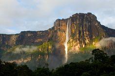 Salto Angel - Tallest waterfall in the world -- Venezuela
