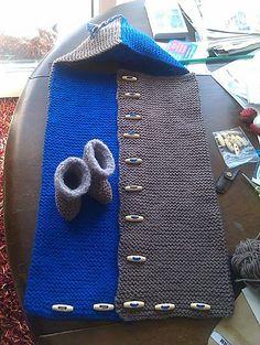 Ravelry: grand7ma's Baby sleeping bag