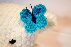 My Favourite Things: Butterfly Fly Away ~ Easy Crochet Pattern