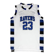 24d0f055f547 It is the Nathan Scott white basketball jersey. This jersey is with stitched …