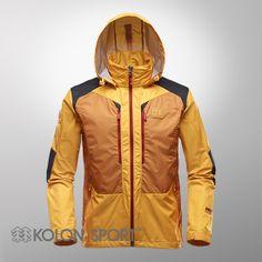 Hajeol mannelijke W / S 3L hoogste professionele kleurtype jas (Typhoon) Product apmoseup