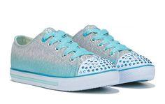 Skechers Kids' Sweet Surprise Sneaker Preschool Shoe