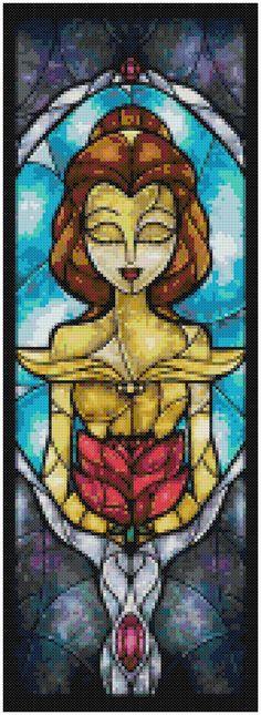 Cross Stitch Pattern DISNEY Characters 3  5 by SUNSHINEYDAY0630, $12.00