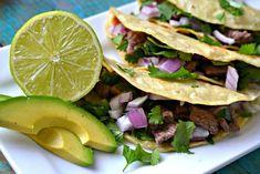 ▷ 50 recetas de → TACOS MEXICANOS ↓ fáciles【2020】