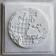Männerkarte Welt
