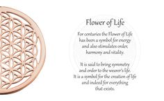 Flower of Life Meaning | MEANING FLOWER OF LIFE - Engelsrufer.de.com