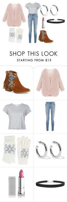 """""""Winter ❄️ picture"""" by nadeleon ❤ liked on Polyvore featuring beauty, ZIGIgirl, RE/DONE, Givenchy, Fits, Sophie Buhai, Lipstick Queen and Humble Chic"""