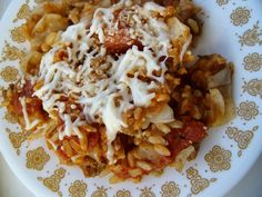 The Foodie RD: Cabbage Roll Casserole