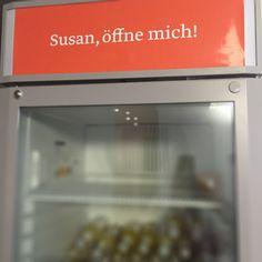 Susan, öffne mich! #FridgeFriday No. 86