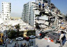 Inilah  Gempa Terbesar di Dunia Sejak 1900