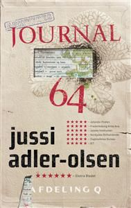 Journal 64 by Jussi Adler-Olsen! Everyone should read it. I Love Books, Good Books, My Books, Olsen, Old Best Friends, Online Journal, How To Be Likeable, Reading Quotes, Delena