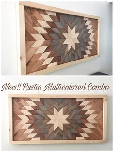 SALE Reclaimed wood wall art wood wall decor wood art