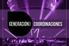 Portada : Coordinaciones Generación D.