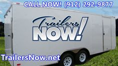 Affordable Cargo Trailers in Orlando FL - Trailers Now Delivers 8.5x20 C...