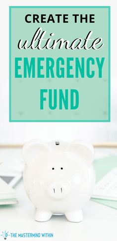 Do you know how important it is to have an emergency fund? This emergency fund savings plan will show you exactly how to save money for emergency expenses. High Yield Savings Account, Savings Plan, Money Saving Challenge, Money Saving Tips, Money Tips, Save Money On Groceries, Ways To Save Money, Finance Blog, Managing Your Money