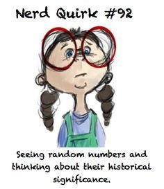 Nerd Quirk #92