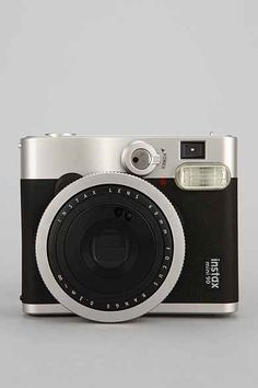 Fujifilm Instax Mini 90 Neo Classic Camera  I love old fashion-y. I have a Fujifilm Instax Mini 8 I think it's called