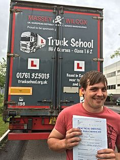 See who has passed their HGV Class 2 and Class 1 driving test and check out how many are FIRST TIME passes with Truck School