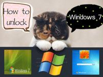 Trick To Unlock Windows 7 With Out Password
