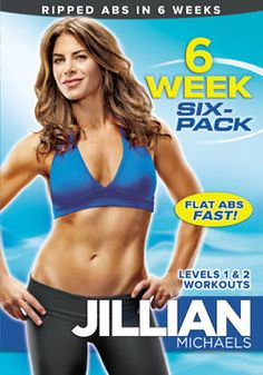 @Overstock - Known as one of America's toughest trainers, Jillian Michaels offers an abdominal workout that features both core-focused cardio circuits as well as more traditional abdominal exercises. The program includes two dynamic 30-minute workouts meant to be i...http://www.overstock.com/Books-Movies-Music-Games/Jillian-Michaels-6-Week-Six-Pack/5254909/product.html?CID=214117 $8.55