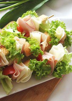Piknik sendviči na štapićima