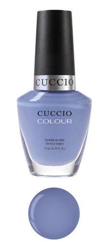Cuccio Colour Jamaica Me Crazy Periwinkle Professional Nail Varnish Polish 13ml | eBay