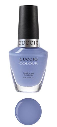 Cuccio Colour Jamaica Me Crazy Periwinkle Professional Nail Varnish Polish 13ml | eBay
