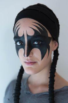 A Master Class With the Makeup World's Rock-Star Artist Alexander Mcqueen, Master Class, Halloween Face Makeup, Rock, Stars, Artist, Skirt, Sterne, Locks