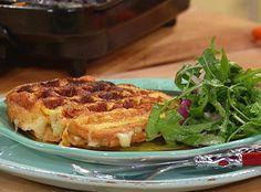 Monte Cristo Waffle-Wiches