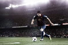 Barcelona FC 2007-2011 Someday I hope to travel to Barcelona and watch the Master play...some day.