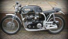 Cafe Racer, las primeras motos, bases y transformaciones