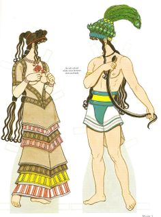 Ancient Greece | Gabi's Paper Dolls