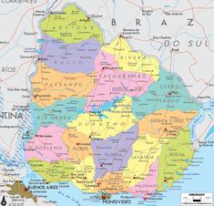 Uruguay, officially the Oriental Republic of Uruguay [a], is a country in the southeastern region of South America. Description from kfashionstyles.tk. I searched for this on bing.com/images