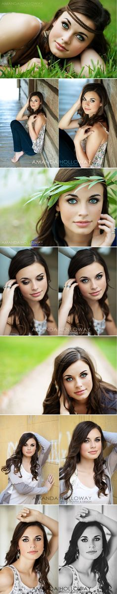 Senior girl....love the poses!