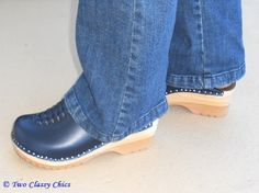 Fashionable and Comfortable Clogs from Superior Clogs Giveaway - Two Classy Chics