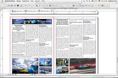 35 Cools Applications to install on  the most popular Linux distribution: Ubuntu (Chaper I). Page Eight, Illustrator, Newspaper Layout, Shops, Photoshop, News Sites, Photo Retouching, News Magazines, Microsoft Office