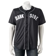 Star Wars Empire baseball jersey.