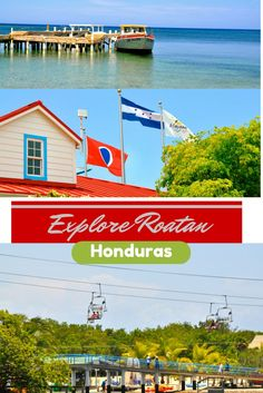 My cruise with a stop at the Isla Roatan,Honduras, location proved to be a great new itinerary for beach and nature lovers.