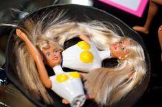 Naughty Doll Photography : BARBIE in Compromising Positions